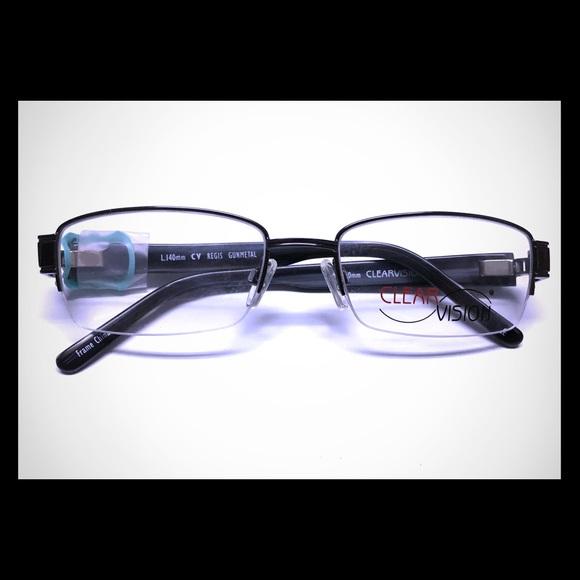 307f8cd6243a New Men s Semi-Rimless Eyeglass Frame